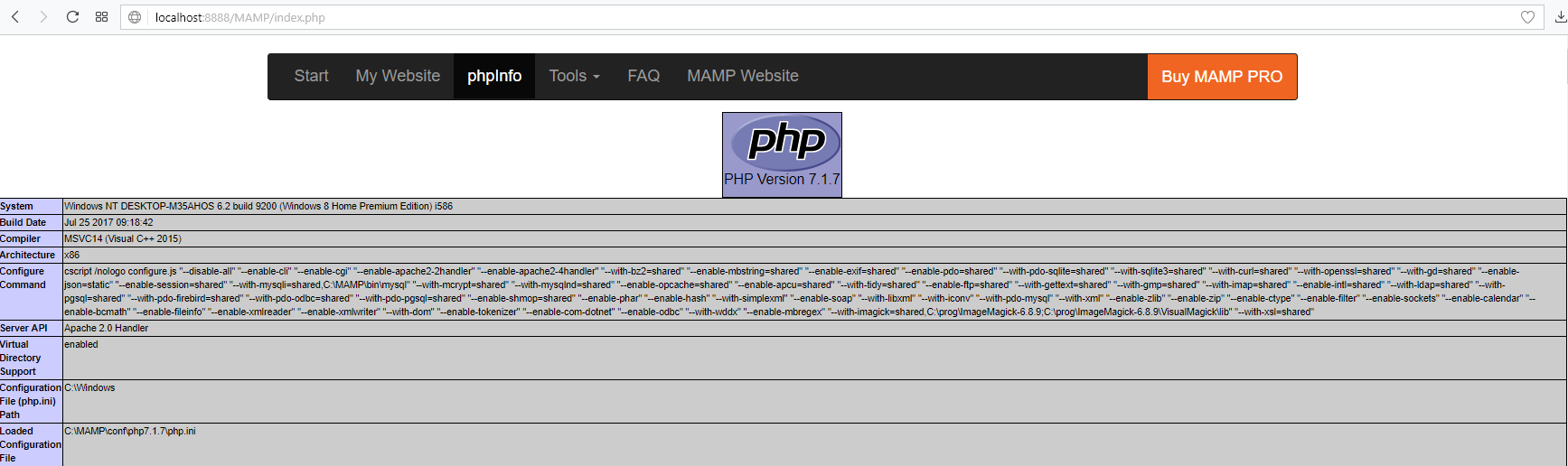 Phpmyadmin Login Page Mamp MAMP phpMyAdmin is not active